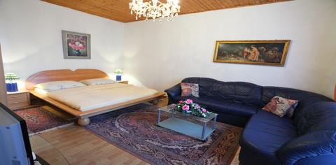 wohn schlafzimmer bis zu 3 gste - Wohn Und Schlafzimmer